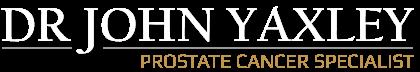 Dr John Yaxley – Brisbane Urologist specialising in Prostate Cancer